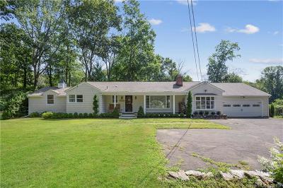 Redding Single Family Home For Sale: 50 Black Rock Turnpike