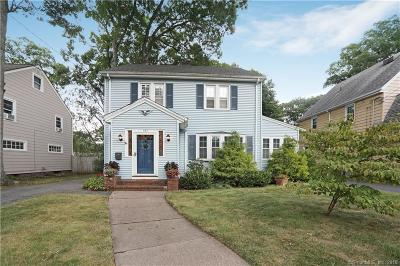 Hamden Single Family Home For Sale: 157 Woodlawn Street