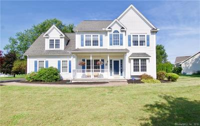 Enfield Single Family Home For Sale: 1 Deer Run