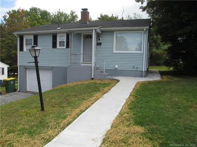 Waterbury Single Family Home For Sale: 73 Cronin Drive