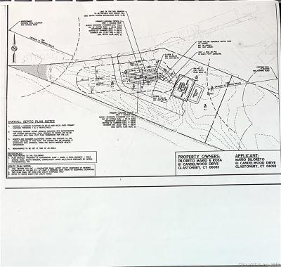 South Windsor Residential Lots & Land For Sale: R023 Strong Road