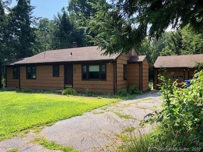 Monroe Single Family Home For Sale: 19 Hiram Hill Road