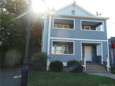 Hartford Multi Family Home For Sale: 697 Blue Hills Avenue