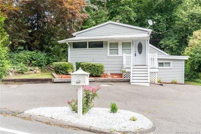 Trumbull Single Family Home For Sale: 2650 Reservoir Avenue