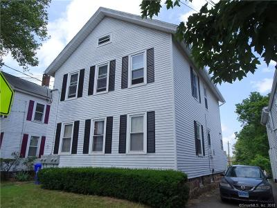 Middletown Multi Family Home For Sale: 50-52 Spring Street