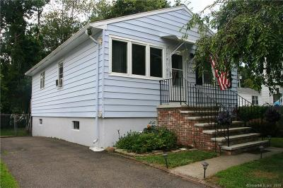 New Haven Single Family Home For Sale: 11 Eden Street