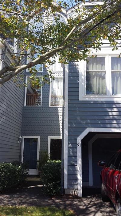 Wilton CT Condo/Townhouse For Sale: $419,000