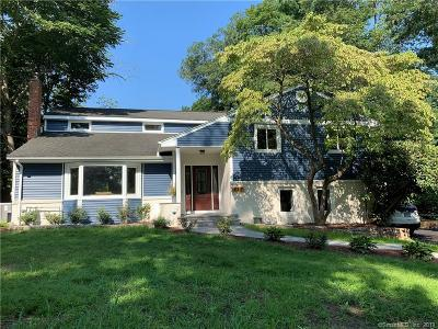 West Hartford Single Family Home For Sale: 857 Mountain Road