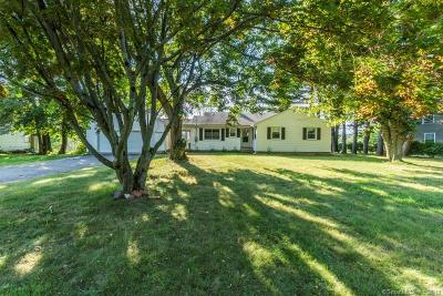 Bloomfield Single Family Home For Sale: 11 Ridge Road
