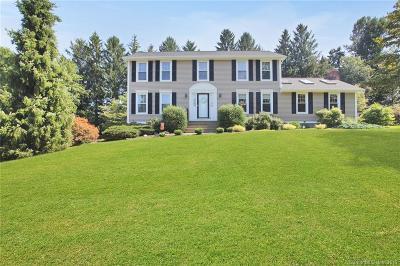 Monroe Single Family Home For Sale: 35 Hearthstone Road