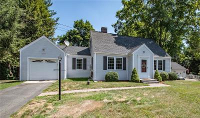 Thomaston Single Family Home For Sale: 534 North Main Street