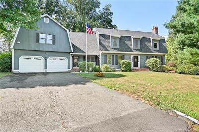 Stratford Single Family Home For Sale: 75 Summersweet Place