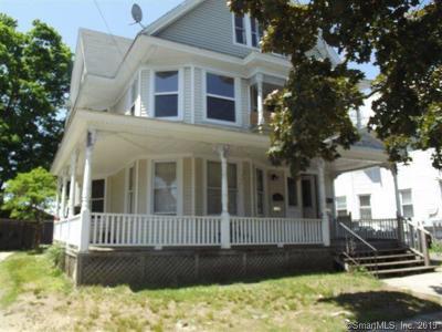 Bridgeport Multi Family Home For Sale: 1147 Noble Avenue