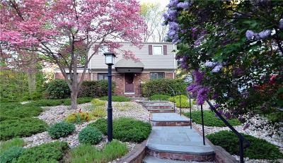 Stamford Single Family Home For Sale