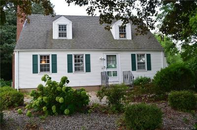 Wethersfield Single Family Home For Sale: 98 Prospect Street