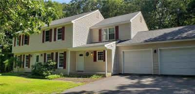 Farmington Single Family Home For Sale: 23 Fox Run Road