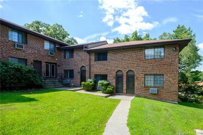 Waterbury Condo/Townhouse For Sale: 315 Scott Road #A2