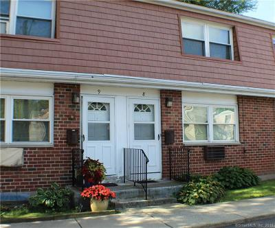 Hartford Condo/Townhouse For Sale: 252 Vine Street #8
