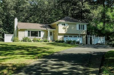 Trumbull Single Family Home For Sale: 46 Moose Hill Road