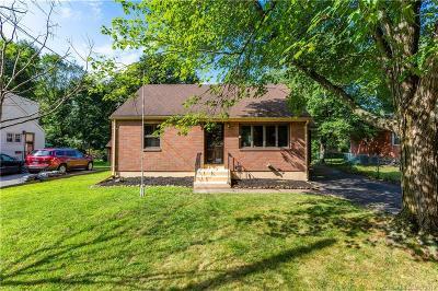 Meriden Single Family Home For Sale: 10 Pheasant Drive
