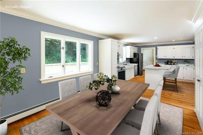 Sherman CT Single Family Home For Sale: $525,000