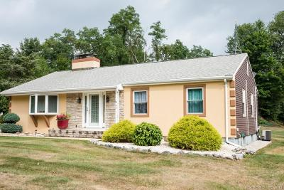 Berlin CT Single Family Home For Sale: $258,000