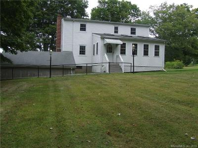 Watertown CT Single Family Home For Sale: $234,900