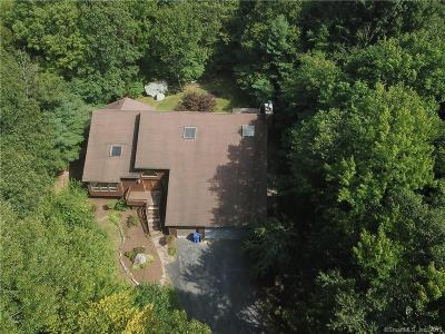 Coventry Single Family Home For Sale: 421 Riley Mountain Road