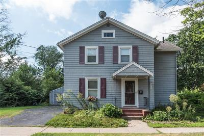 Wallingford Single Family Home For Sale: 63 Christian Street