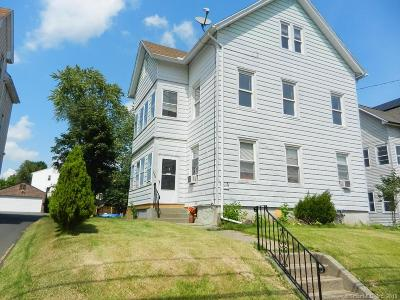New Britain Multi Family Home For Sale: 166 Jubilee Street