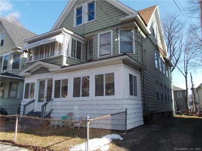 Bridgeport Multi Family Home For Sale: 76 Waterman Street
