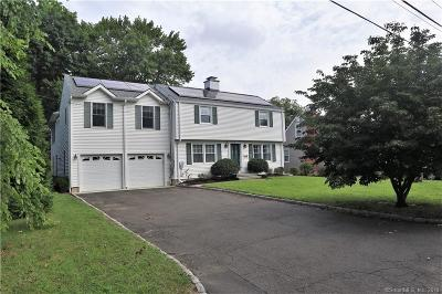 Stamford Single Family Home For Sale: 6 Sunset Street