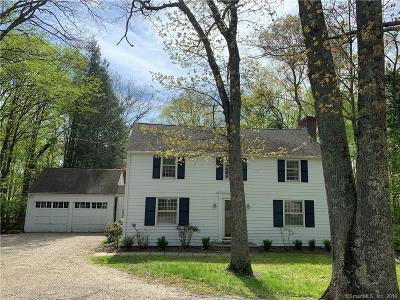 Weston Single Family Home For Sale: 248 Weston Road