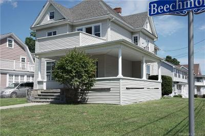 Bridgeport Multi Family Home For Sale: 78 Beechmont Avenue