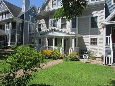 New Haven Condo/Townhouse For Sale: 932 Quinnipiac Avenue #2