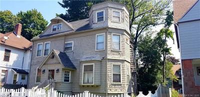 Hartford Single Family Home For Sale: 26 Marshall Street