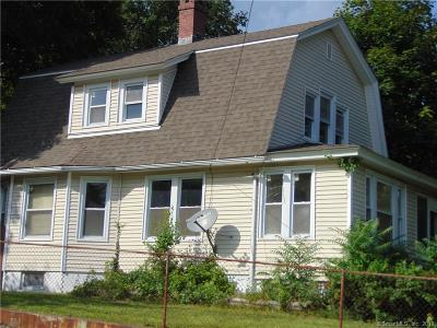 Waterbury Single Family Home For Sale: 213 Frost Road