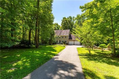 Coventry Single Family Home For Sale: 111 Leslie Lane