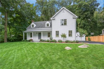 Fairfield Single Family Home For Sale: 295 Crestwood Road