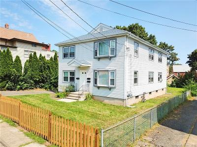 New Britain Multi Family Home For Sale: 141 Cleveland Street