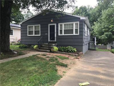 Bridgeport Single Family Home For Sale: 145 Alba Avenue