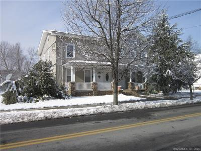 New Haven County Multi Family Home For Sale: 136 Washington Street