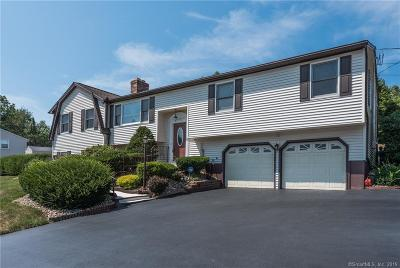 Wallingford Single Family Home For Sale: 7 Summerwood Drive