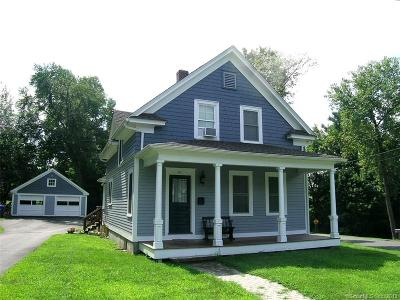 Ellington Single Family Home For Sale: 41 Elizabeth Street