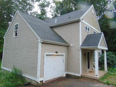 Fairfield County, New Haven County Single Family Home For Sale: 64 Nutmeg Hill Road