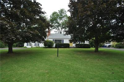 Fairfield County Single Family Home For Sale: 288 Frenchtown Road