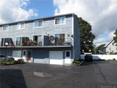 West Haven Condo/Townhouse For Sale: 269 Captain Thomas Boulevard #11