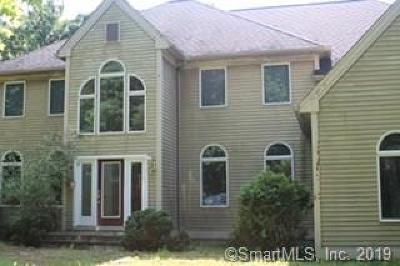 New Haven County Single Family Home For Sale: 10 Nod Hill Road