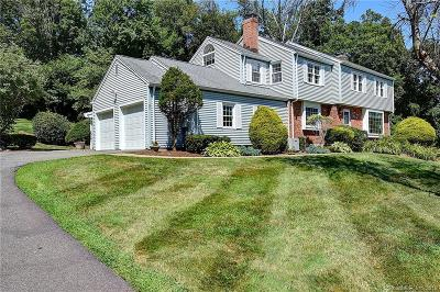 Cheshire Single Family Home For Sale: 35 Watch Hill Road