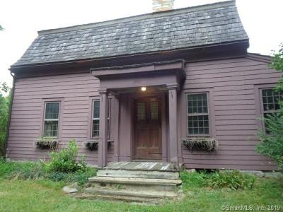 Redding Single Family Home For Sale: 265 Redding Road